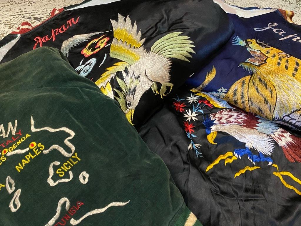 10月7日(水)マグネッツ大阪店ヴィンテージ入荷日!! #2 Souvenir JKT編!! Japan&MEDITERRANEAN!!_c0078587_21173833.jpg