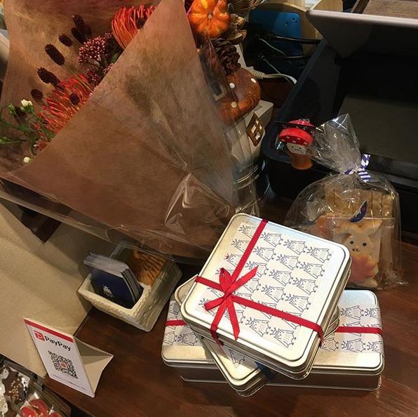 焼菓子シュエット/おばけクッキー開発中!_f0172313_16592405.jpg