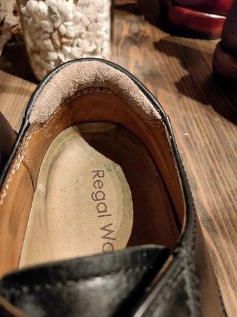 靴のカカトは大切にしたいですよね。_f0283816_17265556.jpg