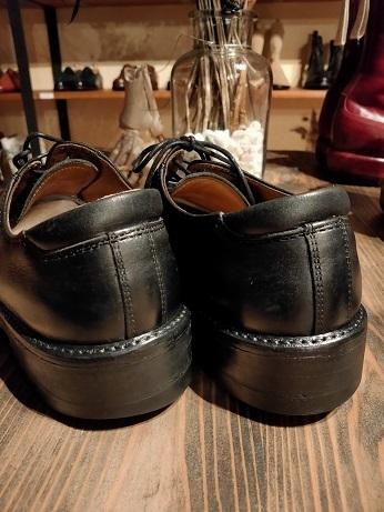 靴のカカトは大切にしたいですよね。_f0283816_17265972.jpg