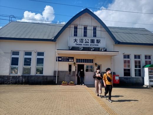 函館旅行記(3)大沼へ、五稜郭へ_c0218425_21585263.jpg