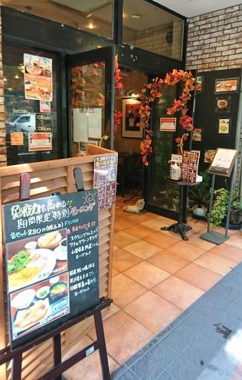 正統派モーニング・Cafe la Voie(カフェラヴォワ)@新宿西口_f0337357_17384195.jpg