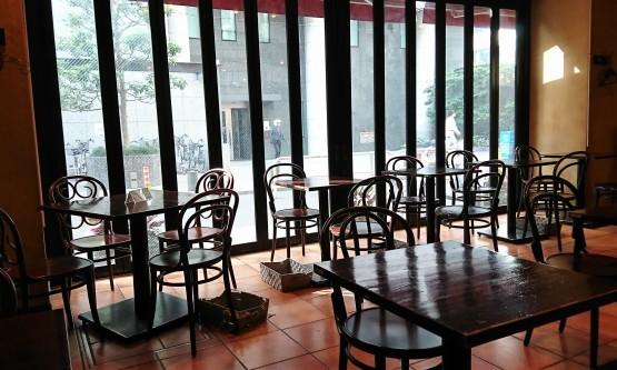 正統派モーニング・Cafe la Voie(カフェラヴォワ)@新宿西口_f0337357_17465671.jpg