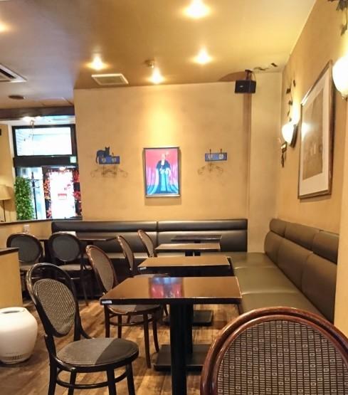 正統派モーニング・Cafe la Voie(カフェラヴォワ)@新宿西口_f0337357_17532370.jpg