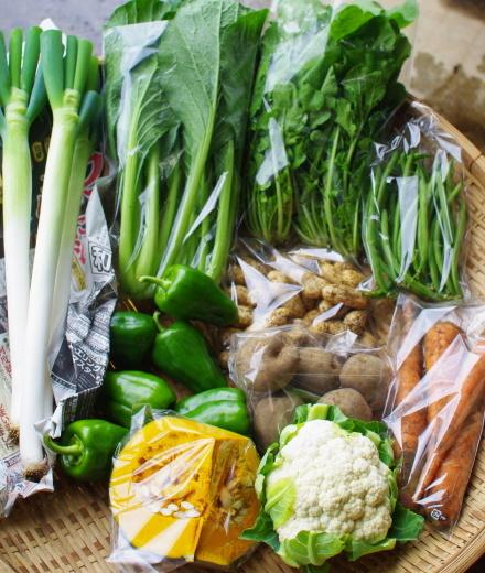 今週の野菜セット(10/6~10/10着)_c0110869_13380045.jpg