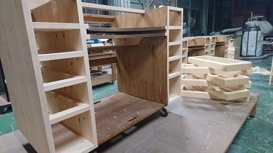 彫金机3台製作中_e0269185_00245571.jpg