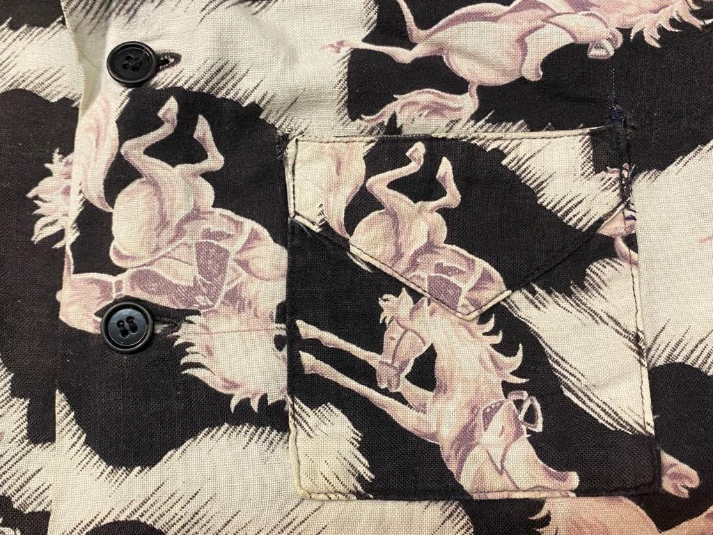 10月7日(水)マグネッツ大阪店ヴィンテージ入荷日!! #3 1940\'~50\'s Style編!! HERCULES,McGregor, Jantzen&HorseAlloverPrint!!_c0078587_12304833.jpg