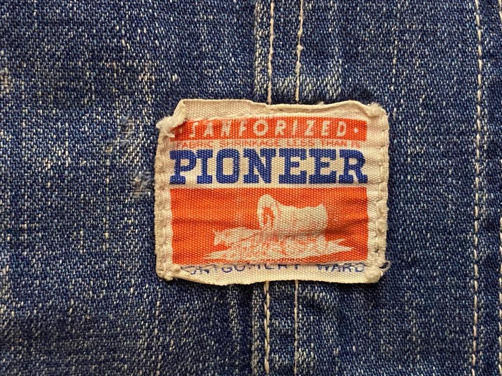 10月7日(水)マグネッツ大阪店ヴィンテージ入荷日!! #4 Work編!! BAYLY,PIONEER,Lee,BIG MAC&The Arotex Co.Inc.!!_c0078587_13042520.jpg
