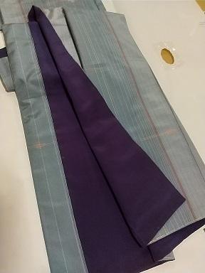 着物を羽織にリメイクした_d0043390_20483104.jpg