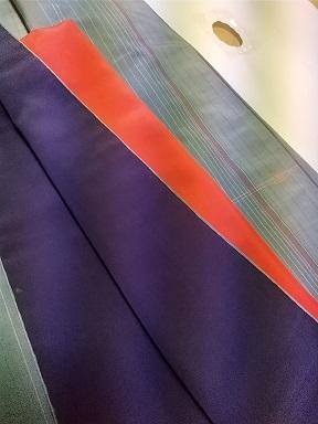 着物を羽織にリメイクした_d0043390_20491998.jpg