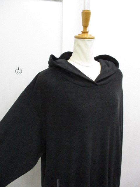 Nora Lily  ノラリリー Nora Lily Side Zip Hooded ワンピース_e0076692_15125386.jpg