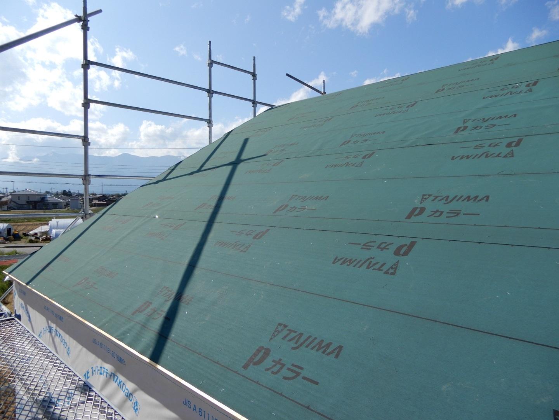 伊那市 設計事務所の家づくり  島内の家『木工事』_b0146238_10501025.jpg