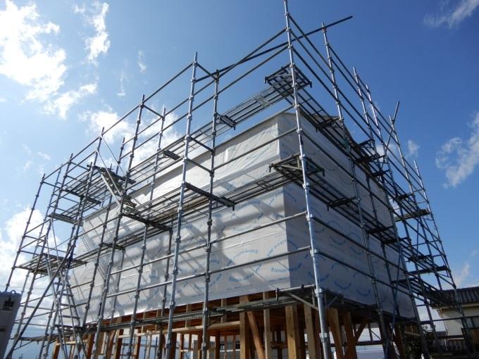伊那市 設計事務所の家づくり  島内の家『木工事』_b0146238_10501926.jpg