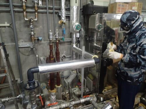 富山市 島倉乃湯さま ろ過装置&熱交換器取替工事_f0228240_09594663.jpg
