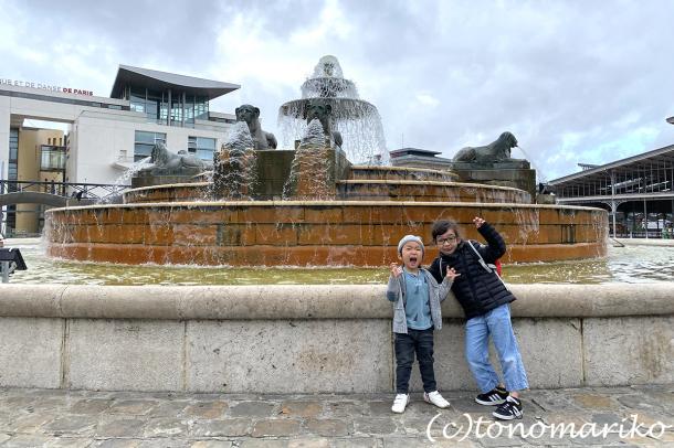 「フィルハーモニー・ド・パリ」の超人気アトリエ_c0024345_16350813.jpg
