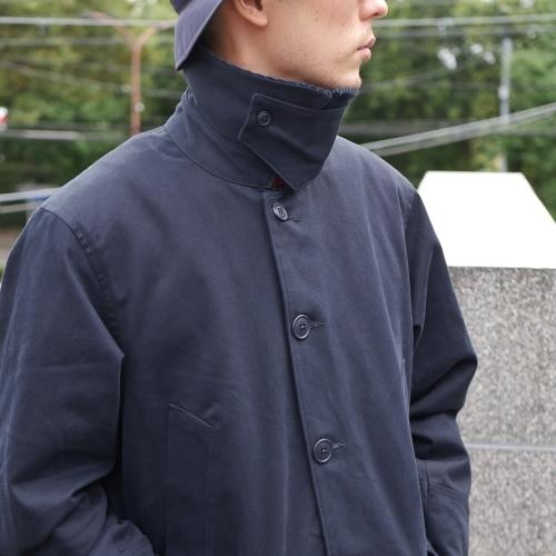 KATO\' Work Soutien Collar Coat_e0247148_16234139.jpg