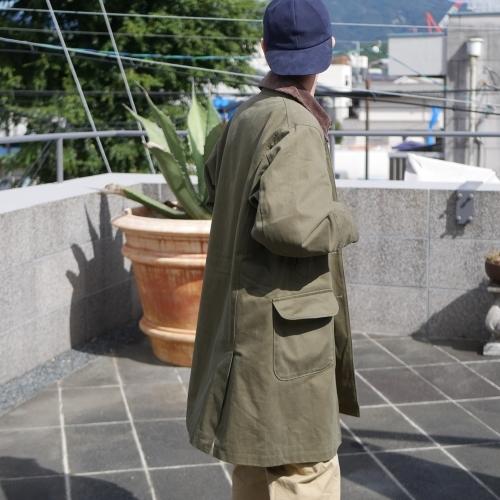 KATO\' Work Soutien Collar Coat_e0247148_16281144.jpg
