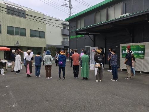 vol.116 はけのおいしい朝市 in Murakoshi Parking ありがとうございました!_a0123451_16375169.jpg