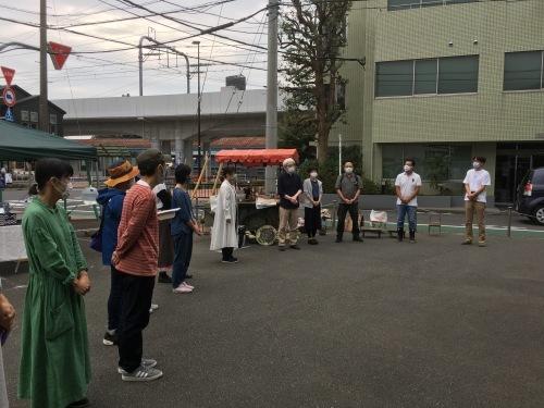 vol.116 はけのおいしい朝市 in Murakoshi Parking ありがとうございました!_a0123451_16384943.jpg