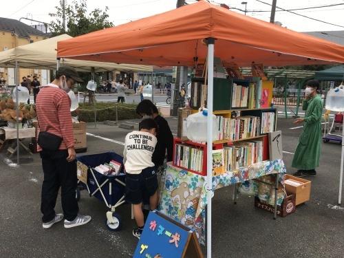 vol.116 はけのおいしい朝市 in Murakoshi Parking ありがとうございました!_a0123451_16521385.jpg