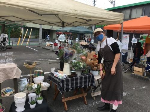 vol.116 はけのおいしい朝市 in Murakoshi Parking ありがとうございました!_a0123451_17132523.jpg