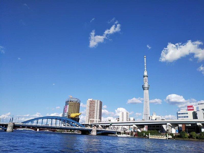 隅田川橋巡り散歩☆ミズマチから_a0355365_17094572.jpg