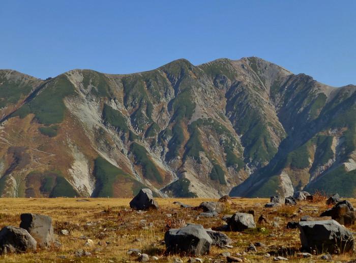 立山徘徊 紅葉を見る1・室堂~天狗平_f0374895_22120687.jpg
