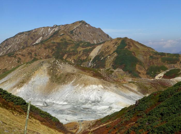 立山徘徊 紅葉を見る1・室堂~天狗平_f0374895_22132210.jpg
