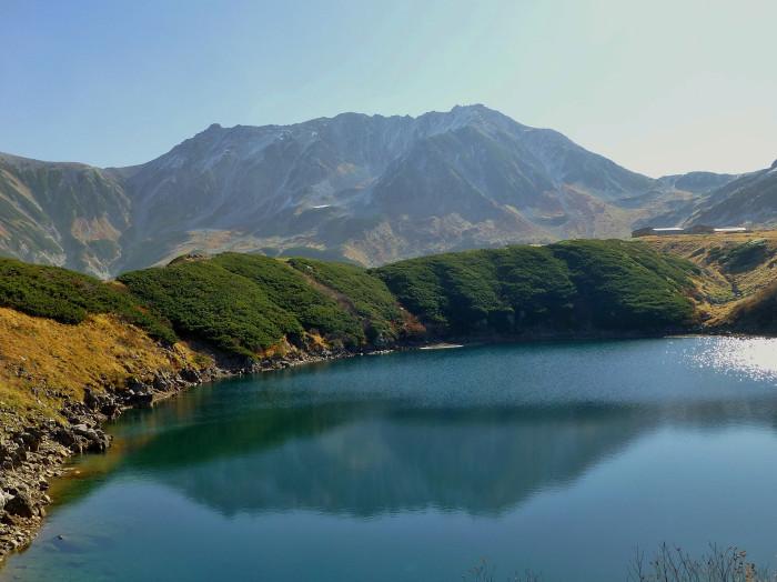 立山徘徊 紅葉を見る1・室堂~天狗平_f0374895_22141933.jpg