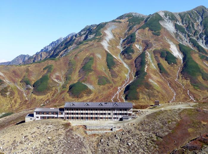 立山徘徊 紅葉を見る1・室堂~天狗平_f0374895_22171205.jpg