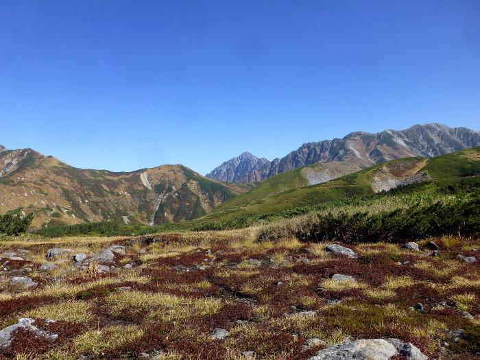 立山徘徊 紅葉を見る1・室堂~天狗平_f0374895_22223269.jpg