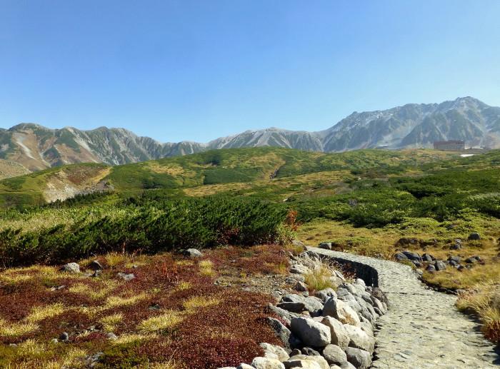 立山徘徊 紅葉を見る1・室堂~天狗平_f0374895_22230224.jpg
