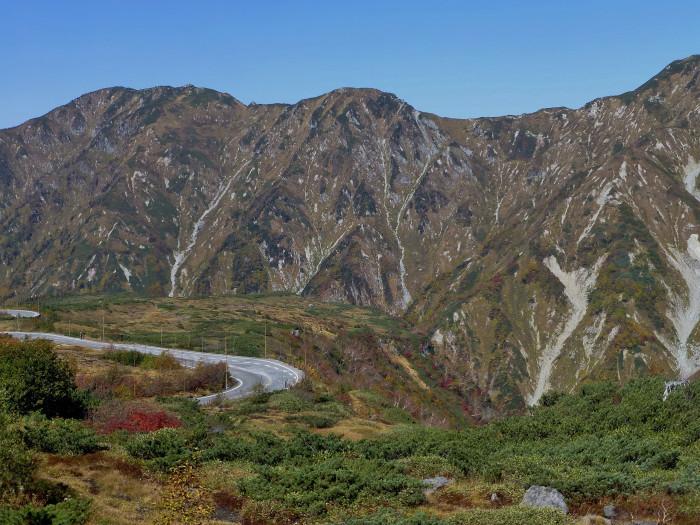 立山徘徊 紅葉を見る1・室堂~天狗平_f0374895_22253295.jpg