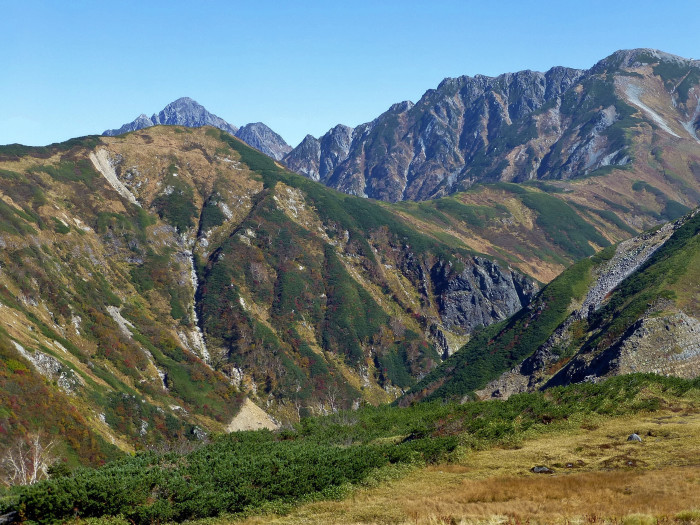 立山徘徊 紅葉を見る1・室堂~天狗平_f0374895_22263178.jpg