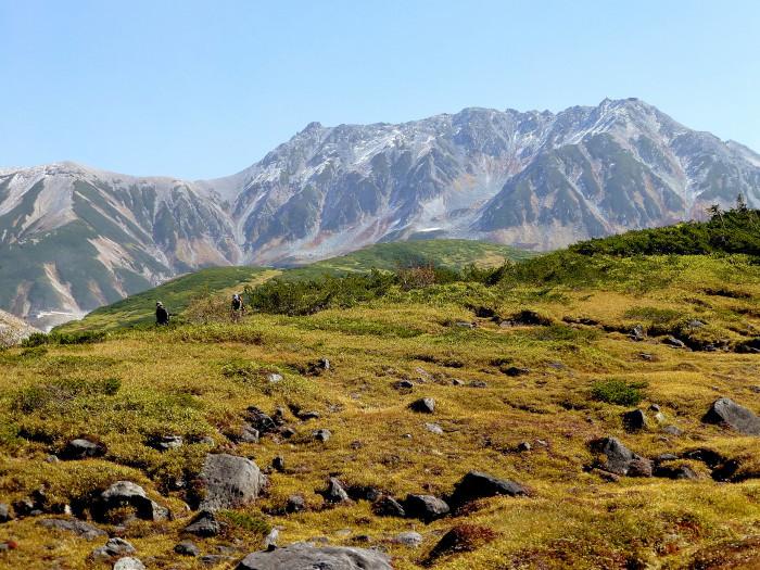 立山徘徊 紅葉を見る2・ソーメン滝~鏡石_f0374895_22434293.jpg
