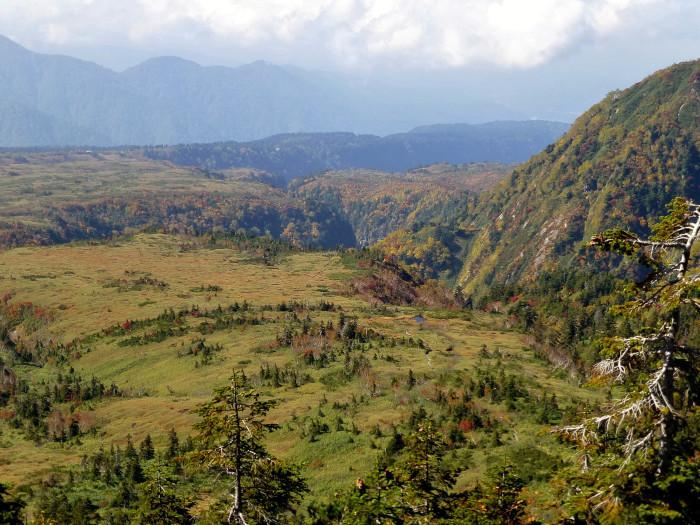 立山徘徊 紅葉を見る2・ソーメン滝~鏡石_f0374895_22473081.jpg