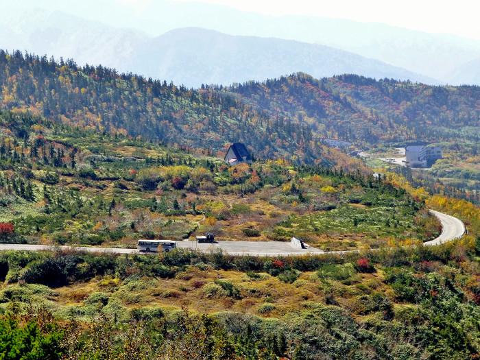 立山徘徊 紅葉を見る2・ソーメン滝~鏡石_f0374895_22484548.jpg