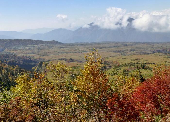 立山徘徊 紅葉を見る2・ソーメン滝~鏡石_f0374895_22491823.jpg