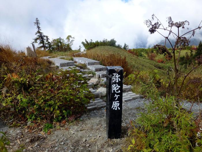 立山徘徊 紅葉を見る3・美松坂~弥陀ヶ原_f0374895_23072809.jpg