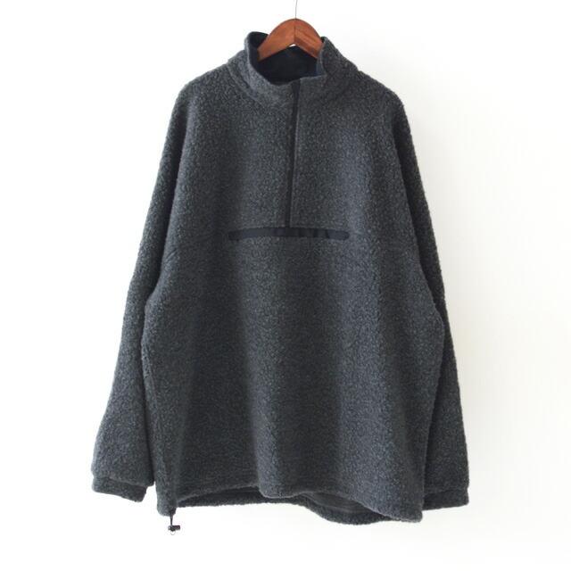 KAPTAIN SUNSHINE [キャプテンサンシャイン] Cashmere Fleece Highneck Pullover [KS20FCS01] カシミヤフリースハイネックプルオーバー_f0051306_14044616.jpg
