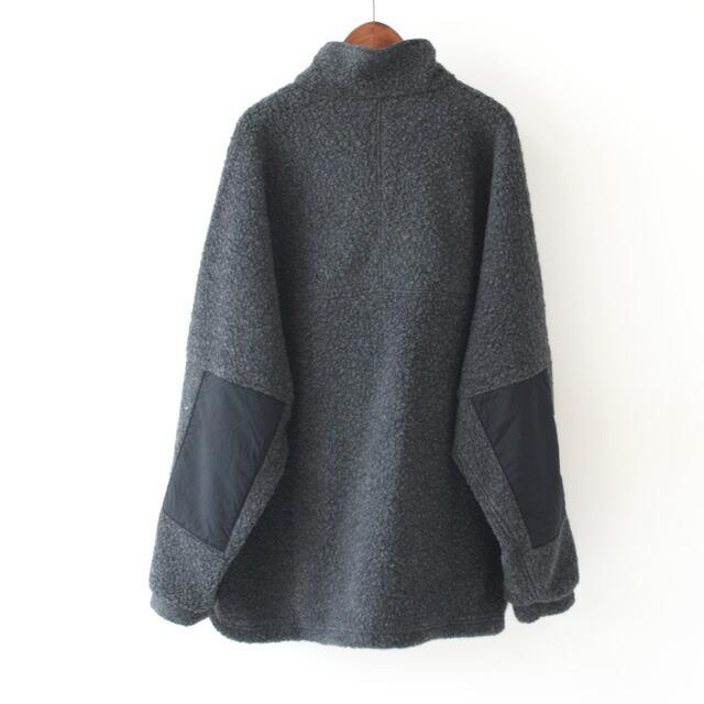 KAPTAIN SUNSHINE [キャプテンサンシャイン] Cashmere Fleece Highneck Pullover [KS20FCS01] カシミヤフリースハイネックプルオーバー_f0051306_14044642.jpg