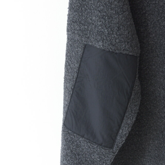KAPTAIN SUNSHINE [キャプテンサンシャイン] Cashmere Fleece Highneck Pullover [KS20FCS01] カシミヤフリースハイネックプルオーバー_f0051306_14044789.jpg