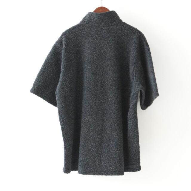 KAPTAIN SUNSHINE [キャプテンサンシャイン] Cashmere Fleece P/O Tee [KS20FCS02] カシミヤフリースプルオーバーTEE・MEN\'S _f0051306_14223504.jpg