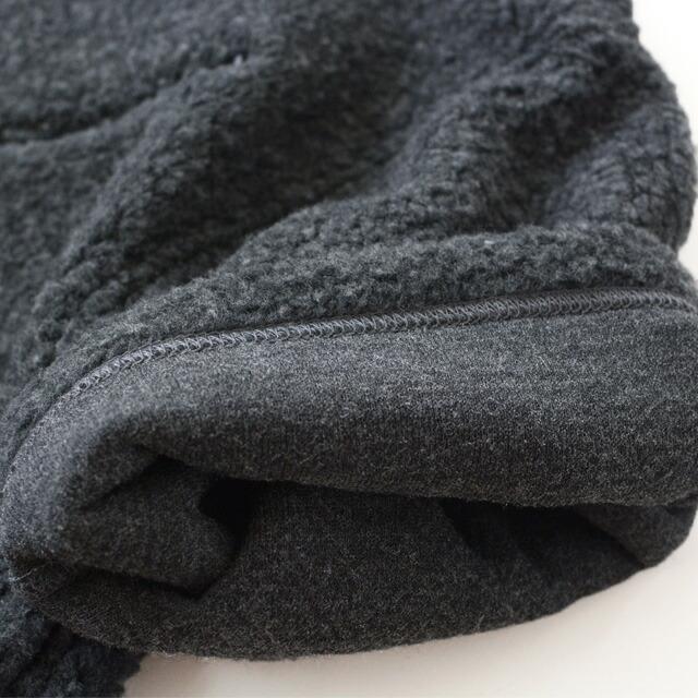 KAPTAIN SUNSHINE [キャプテンサンシャイン] Cashmere Fleece P/O Tee [KS20FCS02] カシミヤフリースプルオーバーTEE・MEN\'S _f0051306_14223615.jpg