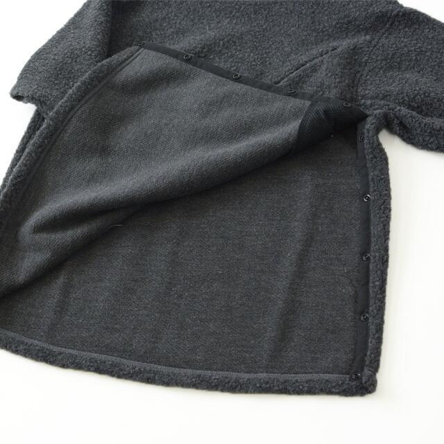 KAPTAIN SUNSHINE [キャプテンサンシャイン] Cashmere Fleece P/O Tee [KS20FCS02] カシミヤフリースプルオーバーTEE・MEN\'S _f0051306_14223670.jpg