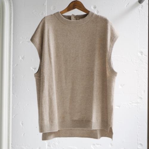 raccoon knit vest & corduroy pants_e0247148_16131948.jpg