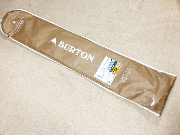 New Board !! BURTON CUSTOM X 156_e0338862_18164239.jpg