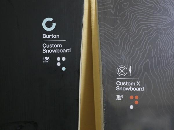 New Board !! BURTON CUSTOM X 156_e0338862_18322682.jpg