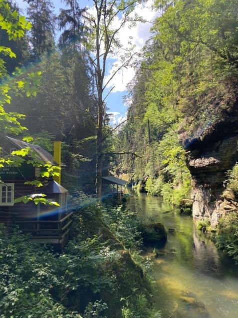 夏の思い出-Hřensko_f0401091_15211093.jpg