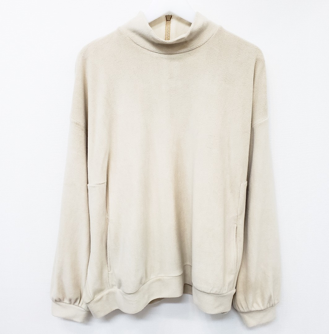 Nora Lily ノラリリー Nora Lily Mock Neck Volume Top_e0076692_17371517.jpg
